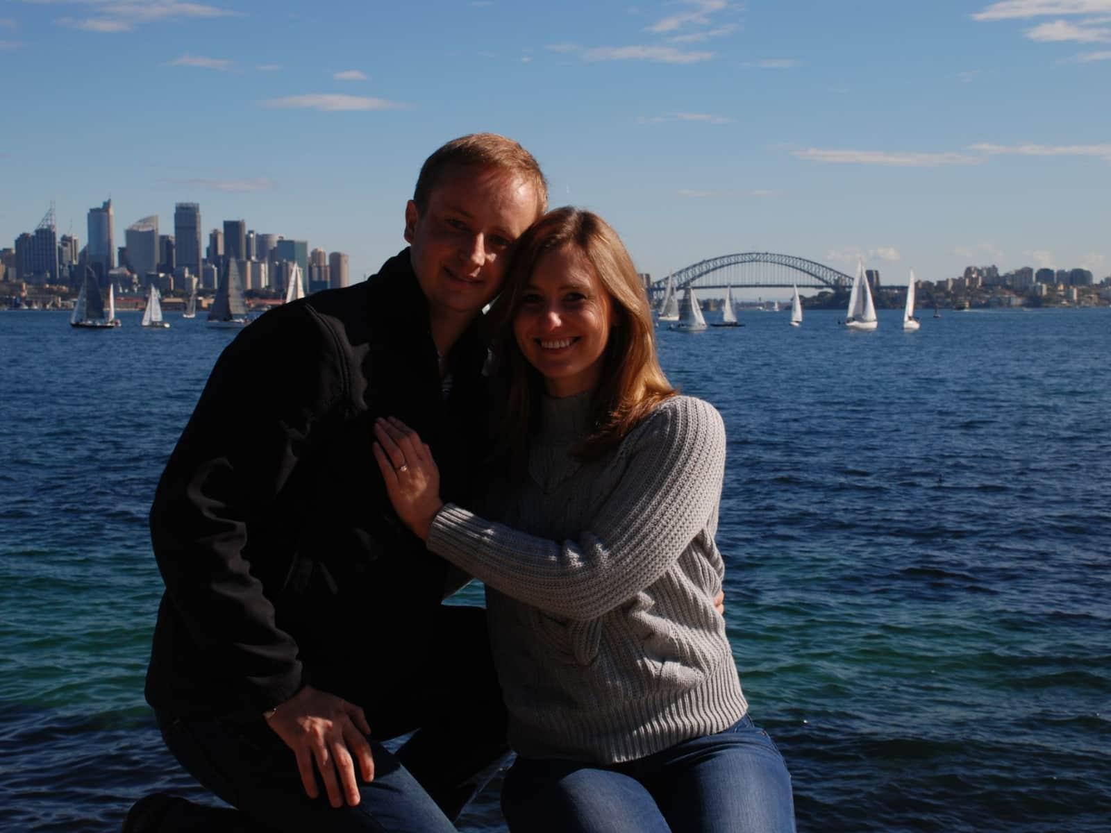 Mark from Sydney, New South Wales, Australia