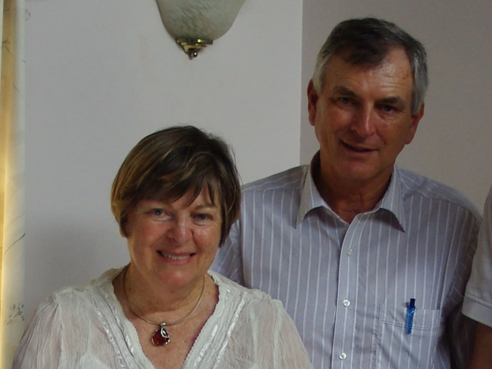 Jean & Ben from Toowoomba, Queensland, Australia