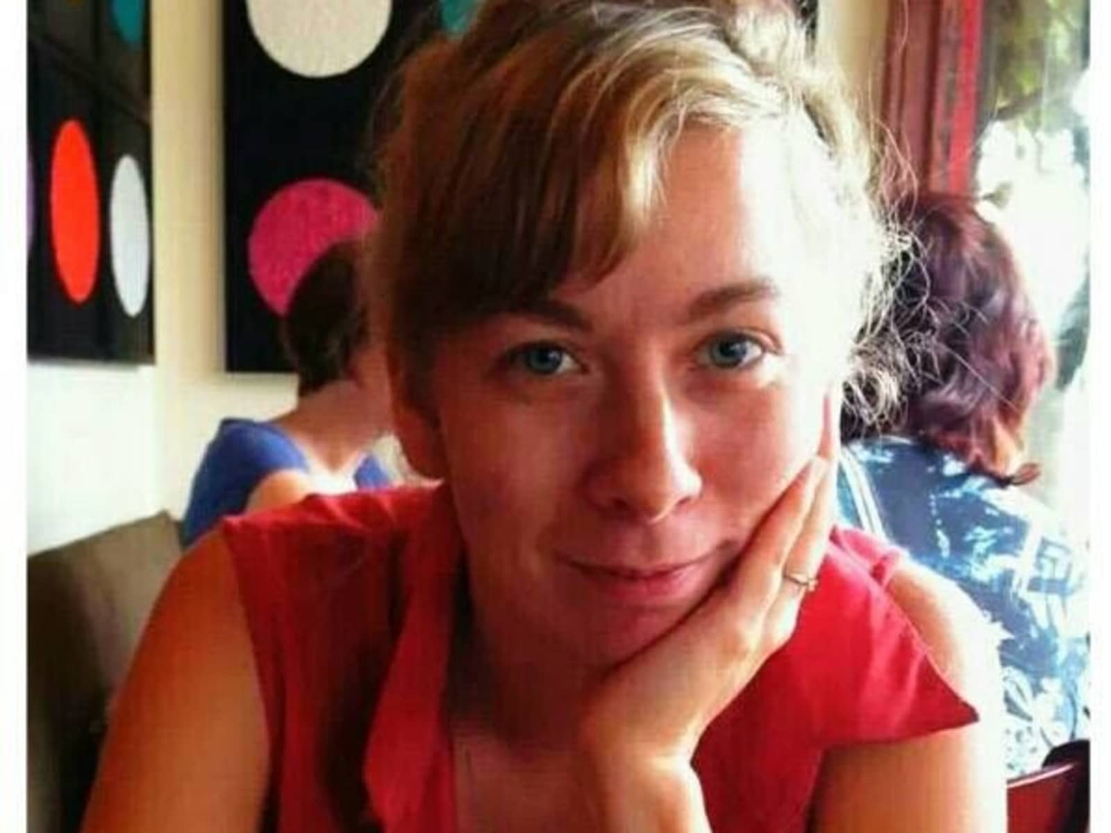 Samantha from Victoria, British Columbia, Canada