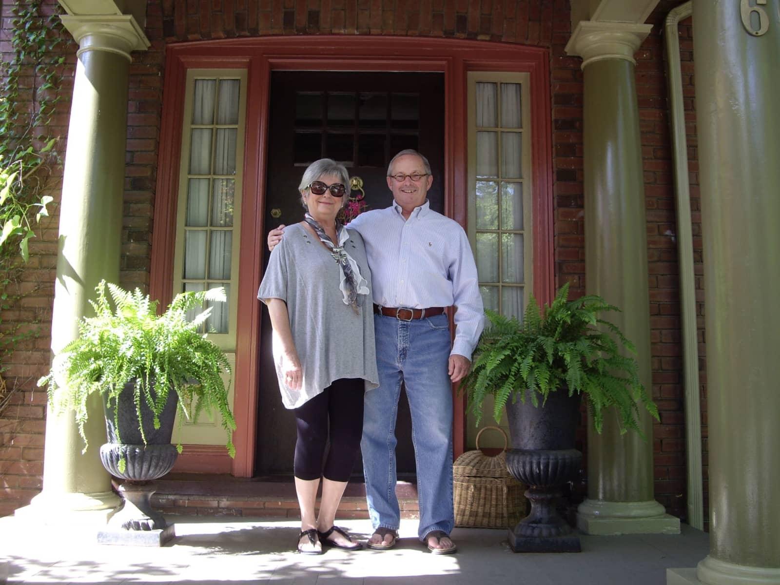 Mary & Rick from St. Catharines, Ontario, Canada