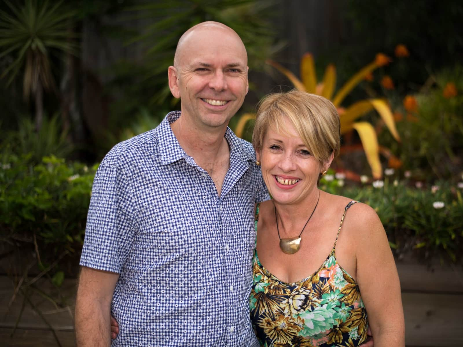 Tony & Leanne from Gold Coast, Queensland, Australia