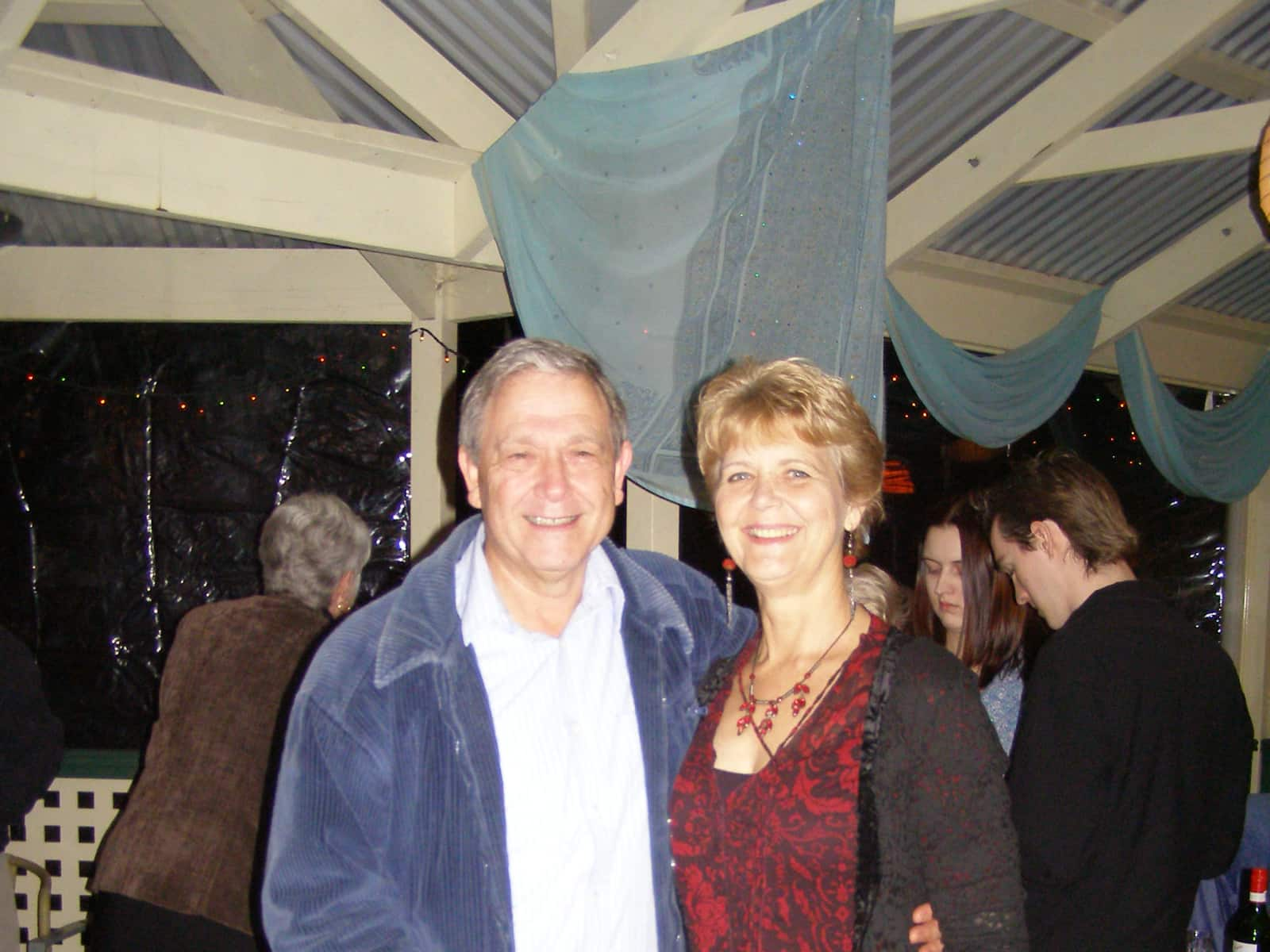 Robert & Marion from Kapunda, South Australia, Australia