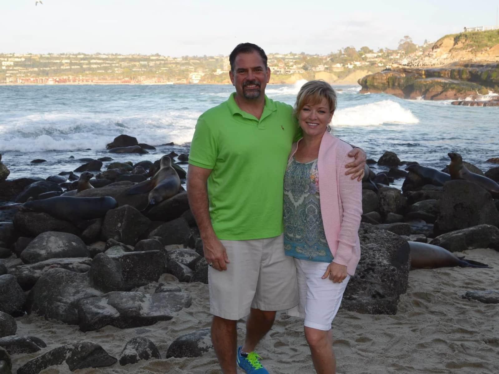 Debra & Tom from Colorado Springs, Colorado, United States