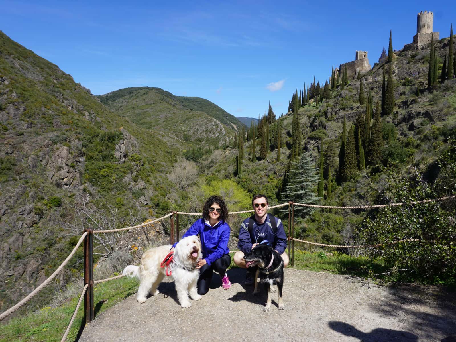 Irini & Ewald from Barcelona, Spain