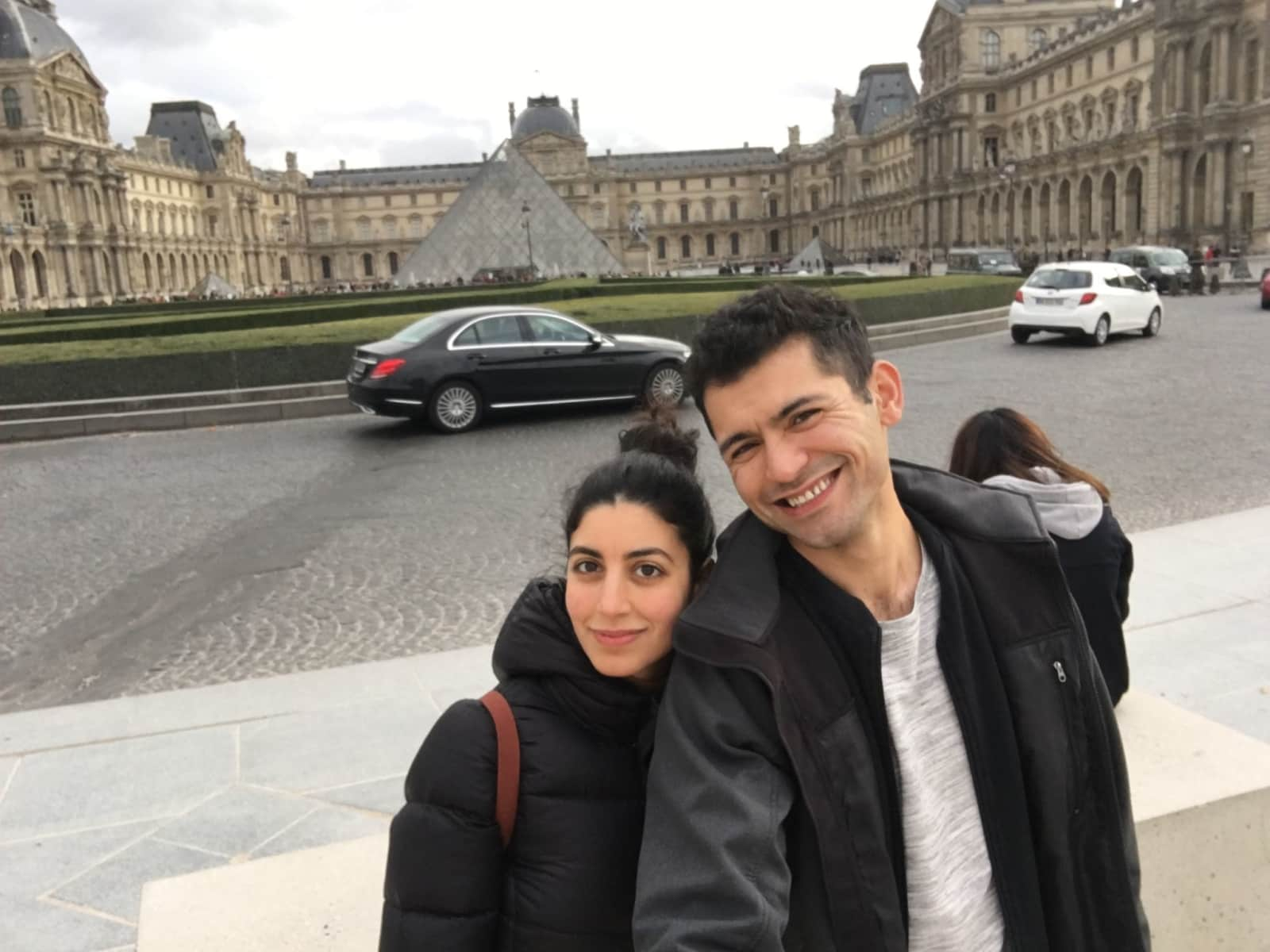 Sasha & Khaleq from Haarlem, Netherlands