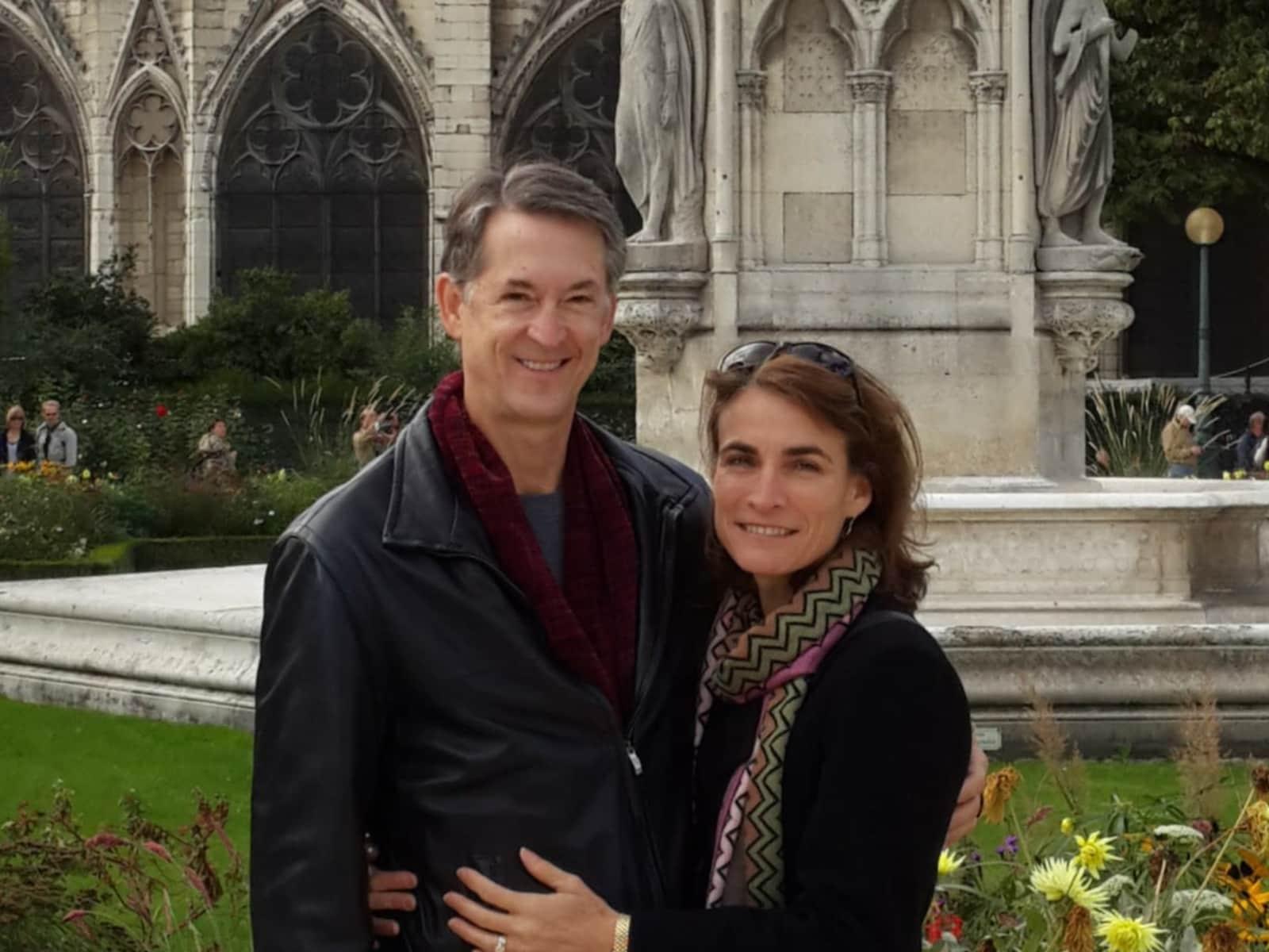 Tamara & David from Dallas, Texas, United States