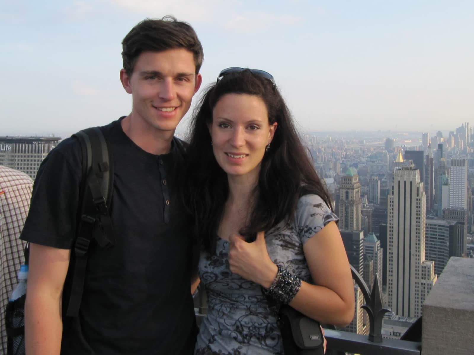 Alma & Thomas from Zug, Switzerland