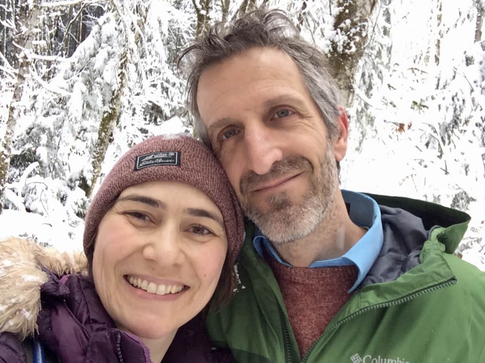 Jeanne & Michael from Seattle, Washington, United States