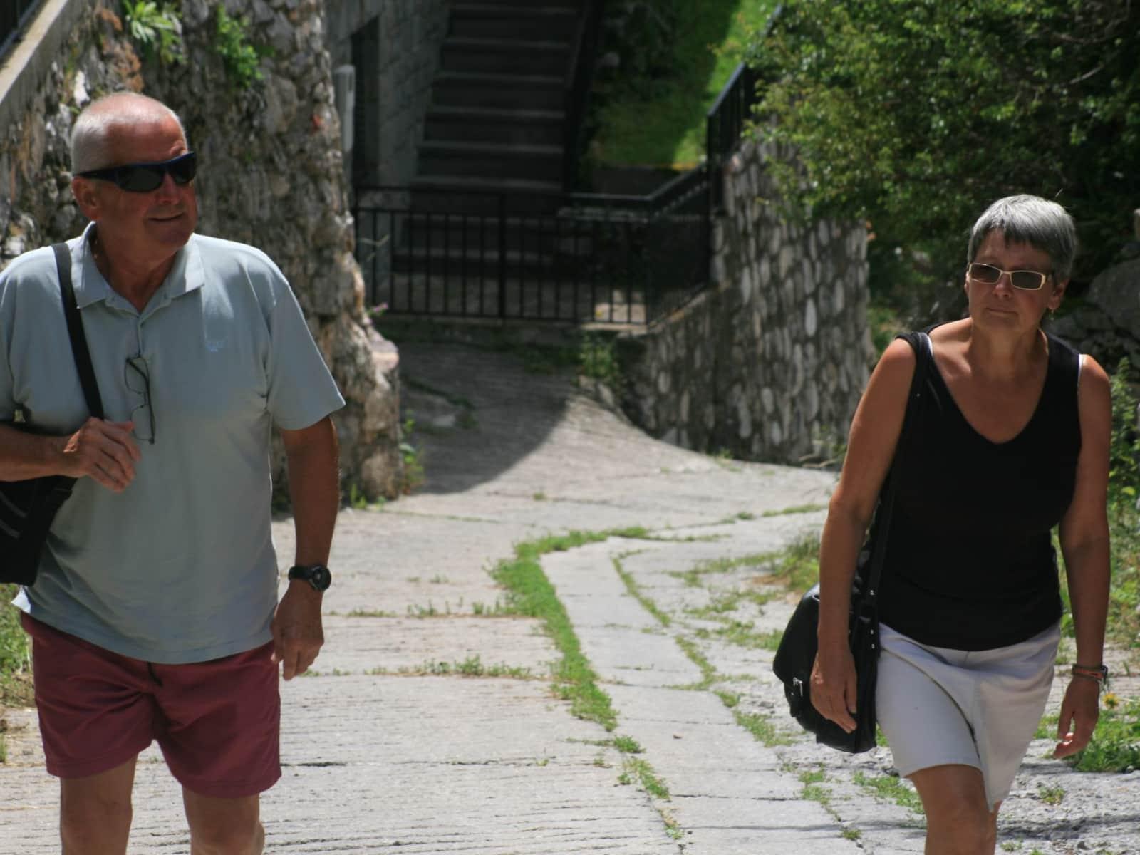 Susan & Paul from Bridgwater, United Kingdom