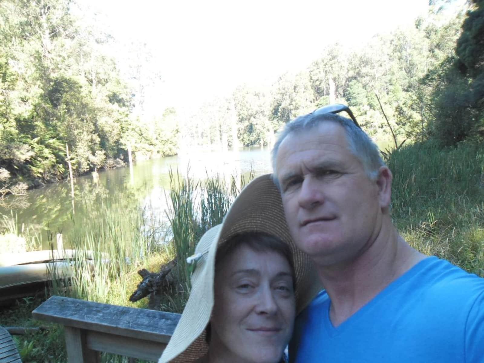 Kathleen & Nicholas from Melbourne, Victoria, Australia
