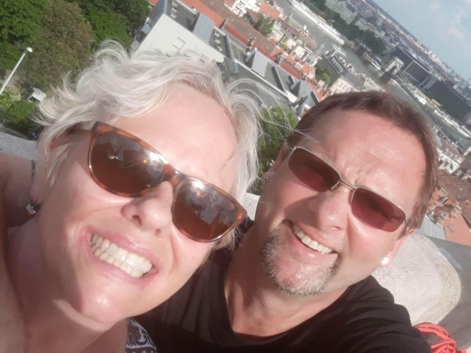 Colin & Michele from Calgary, Alberta, Canada