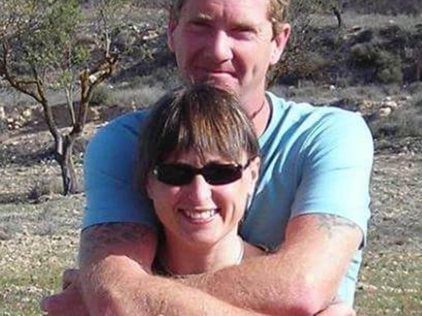 Soraya & Graham from Merthyr Tydfil, United Kingdom