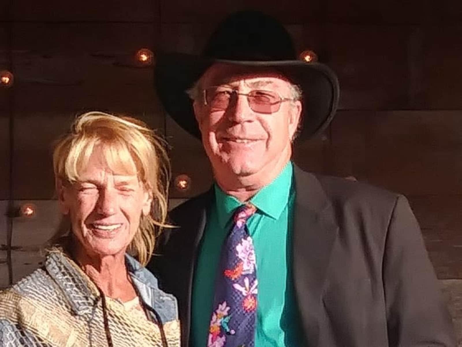 David & Blenda from Los Gatos, California, United States