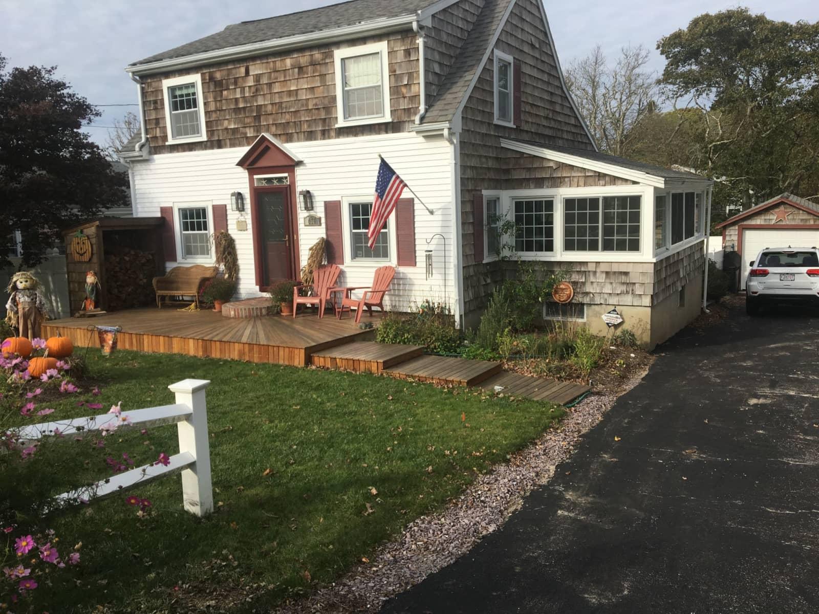 Housesitting assignment in Dennis Port, Massachusetts, United States