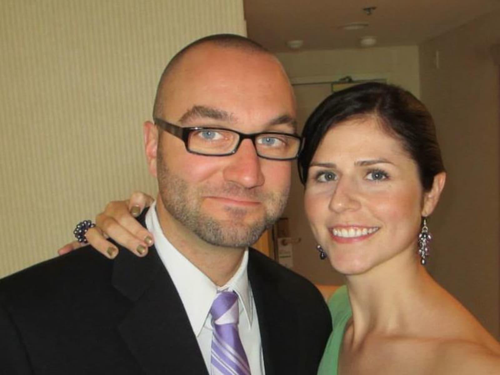 Dario & Christina from Mississauga, Ontario, Canada