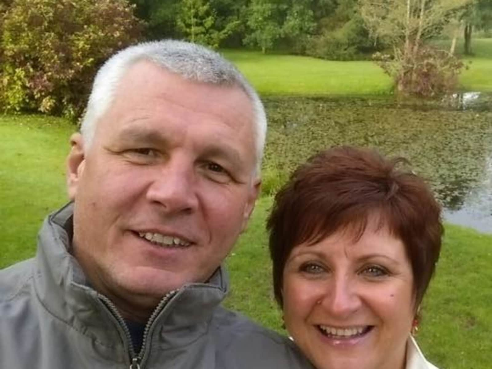 Donna & Jeff from Atherstone, United Kingdom