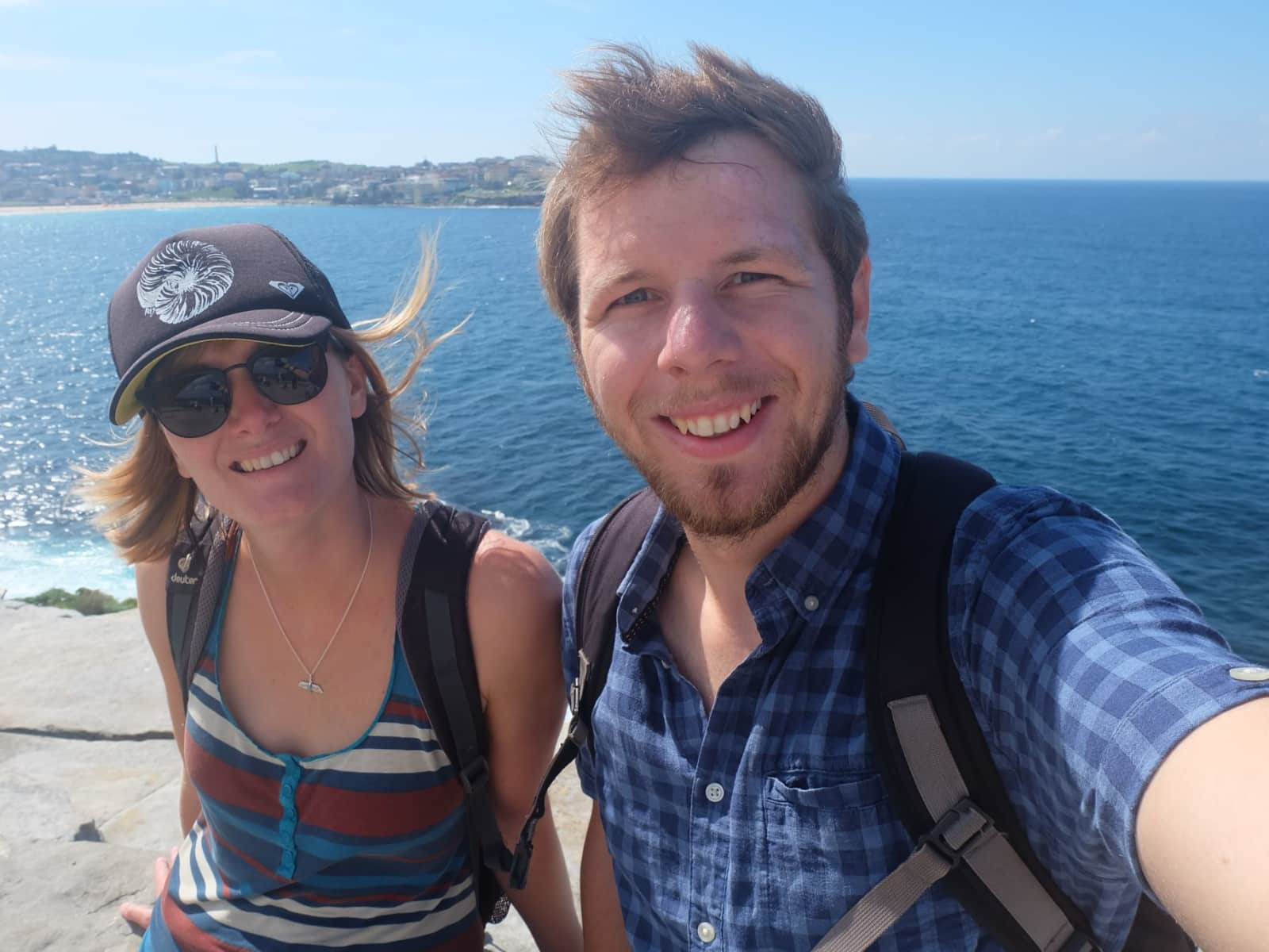 Sofie & Paul from Luxembourg, Luxembourg