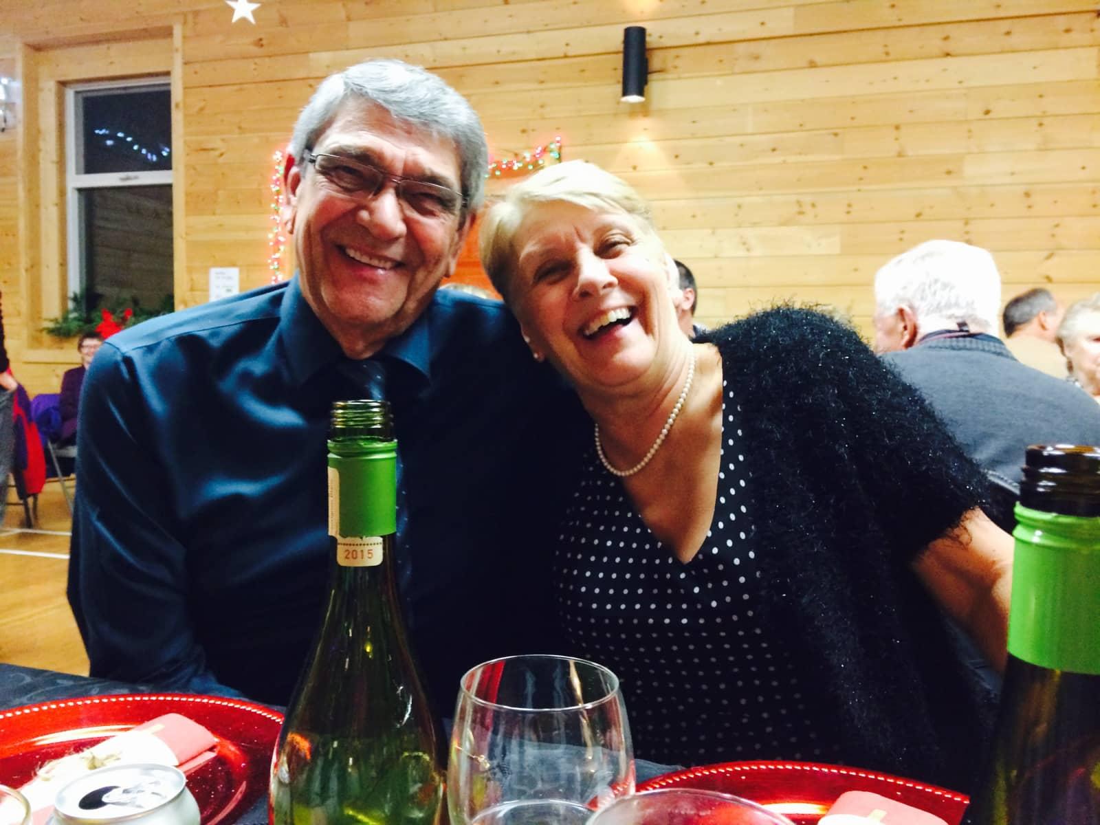 Richard & Margaret from Kelowna, British Columbia, Canada