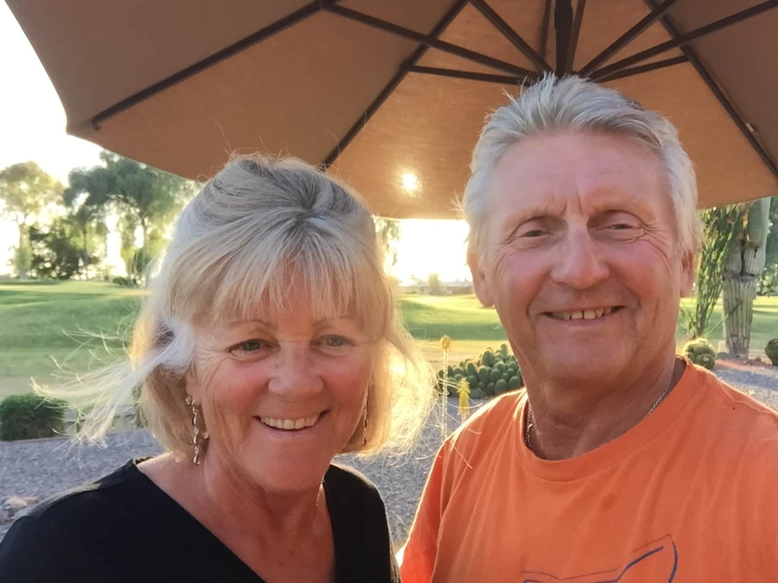 Tom & Cathy from Nelson, British Columbia, Canada
