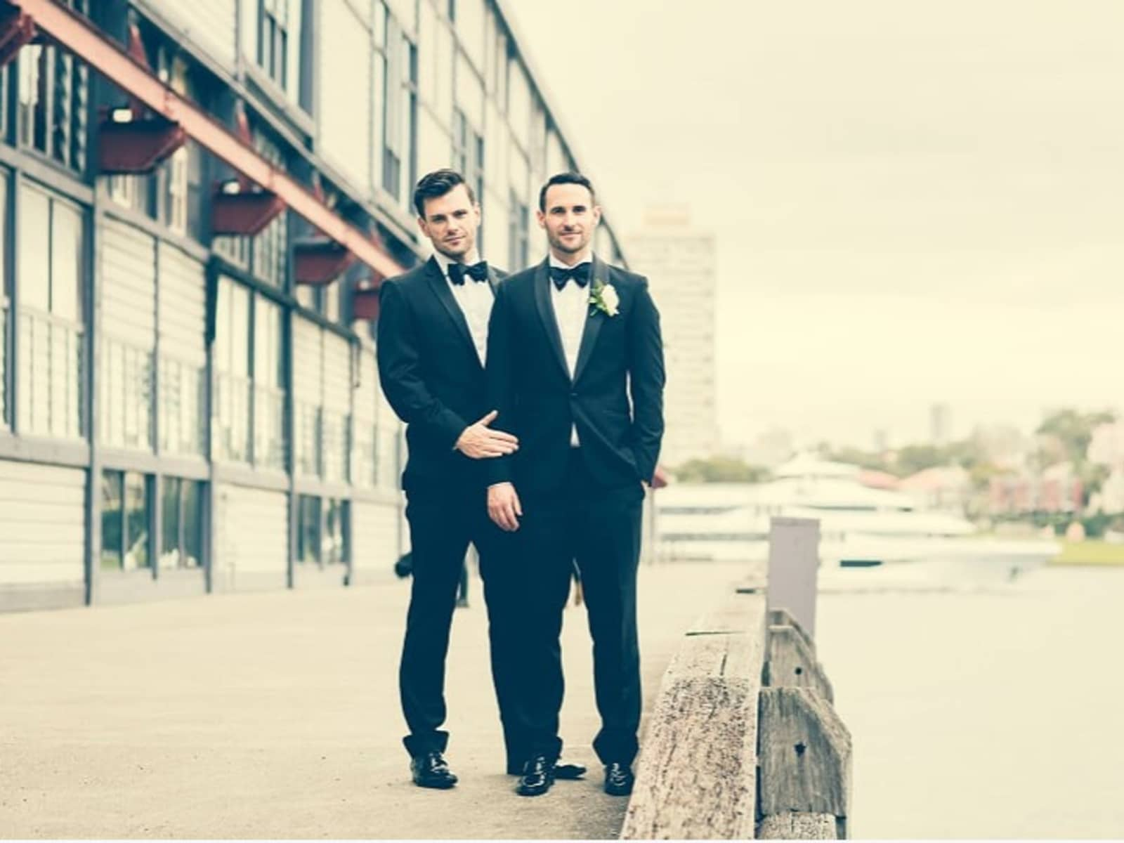 Nick & Joshua from London, United Kingdom
