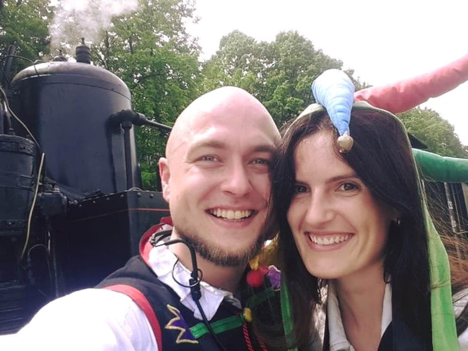 Martina & Jakub from Polná, Czech Republic