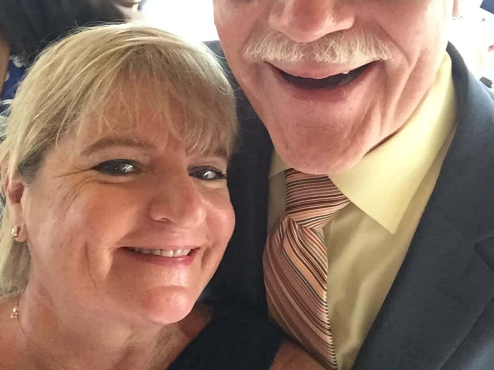 Margaret & Hampton from Tampa, Florida, United States