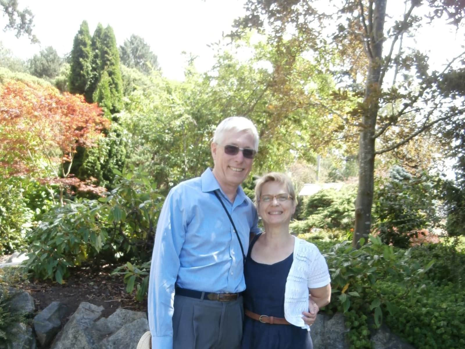 John & Constance from Nanaimo, British Columbia, Canada