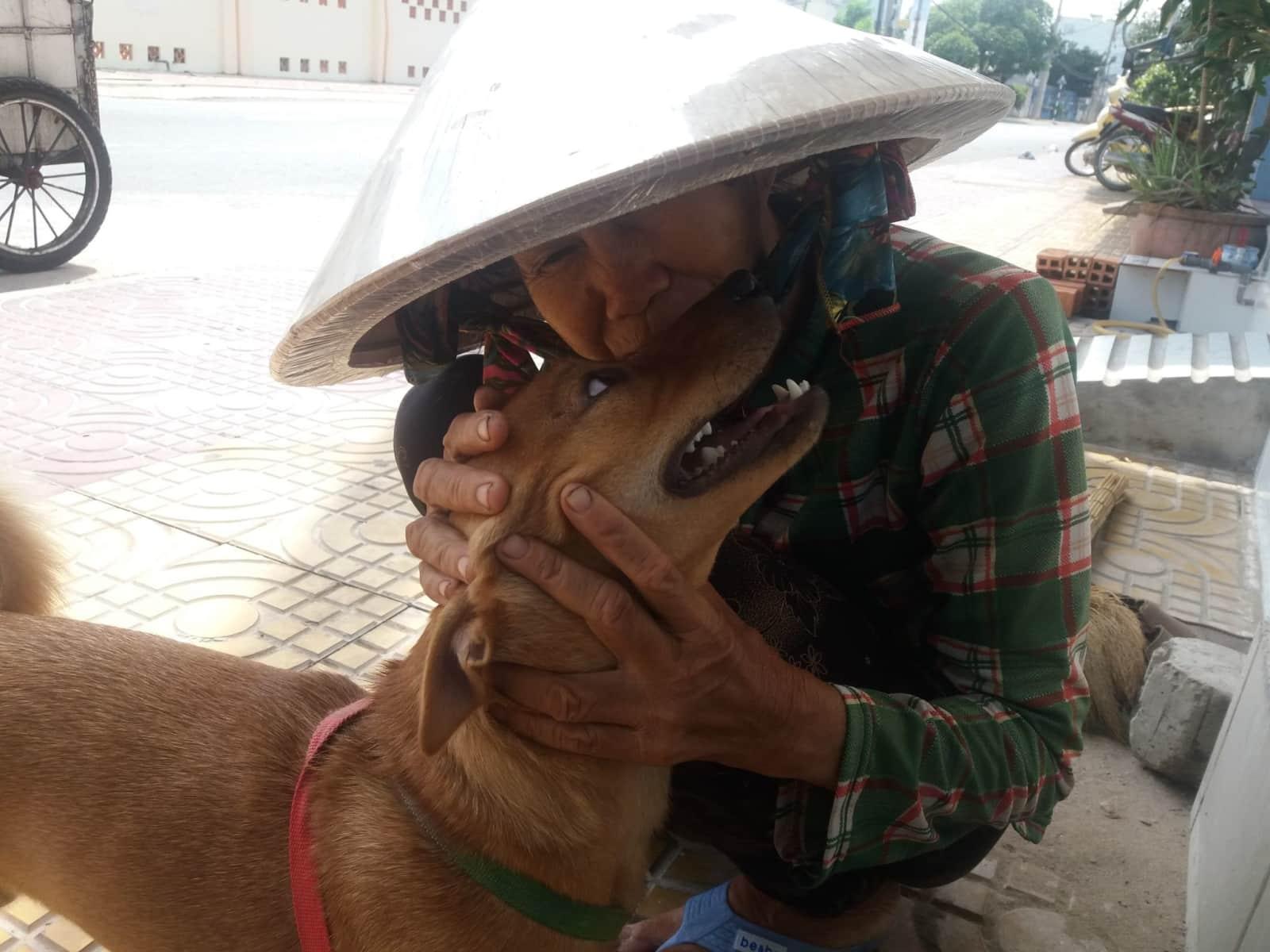 Victoria from Sadek, Vietnam
