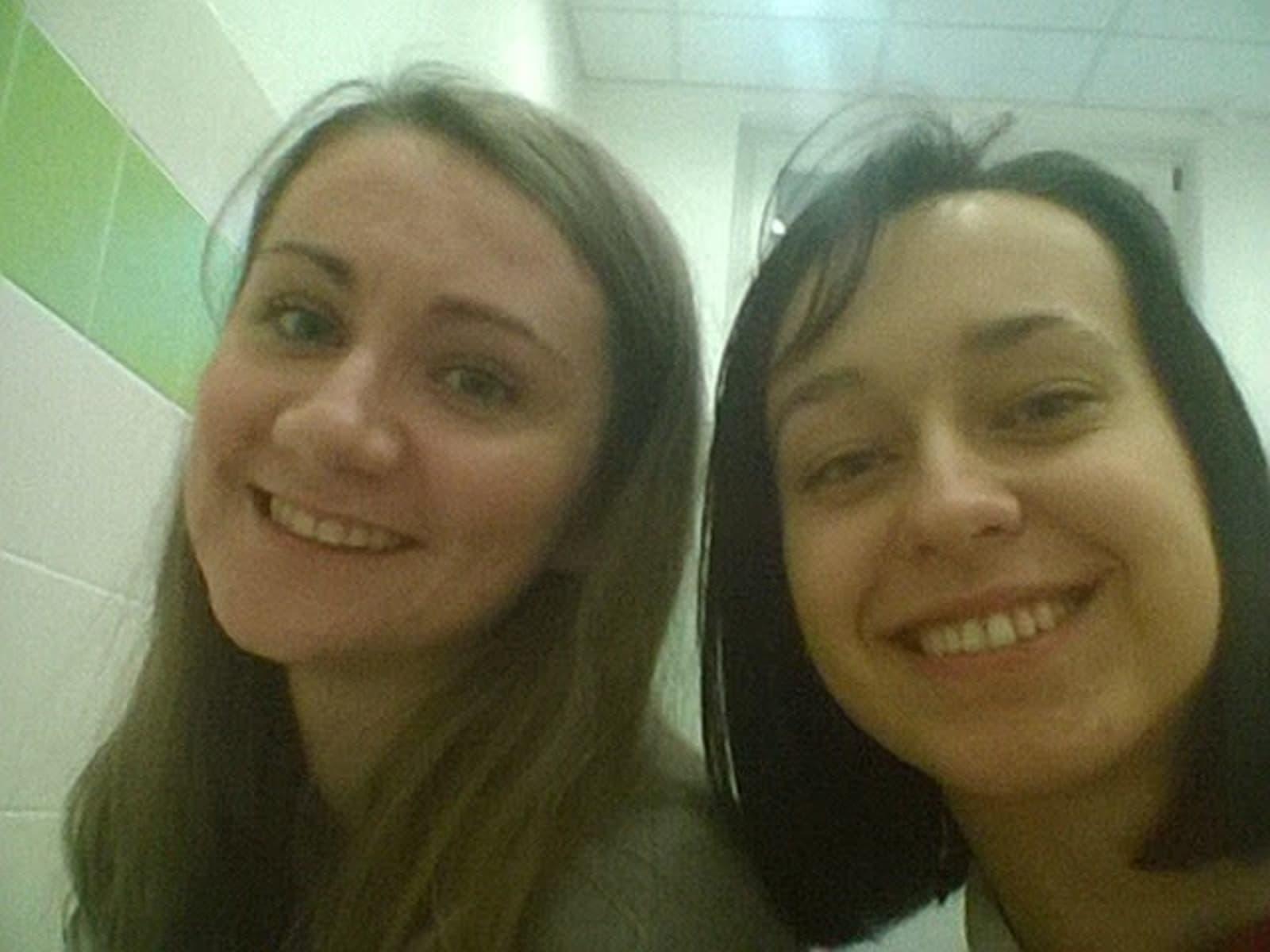 Mária & Radomila from Košice, Slovakia