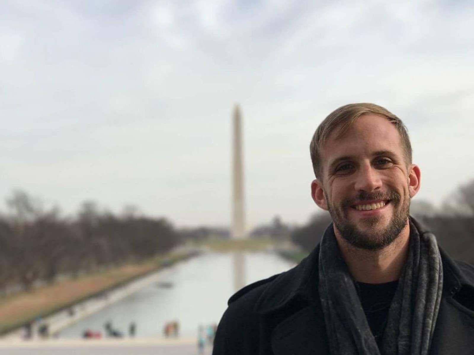 Kel from Washington, D.C., Washington, D.C., United States