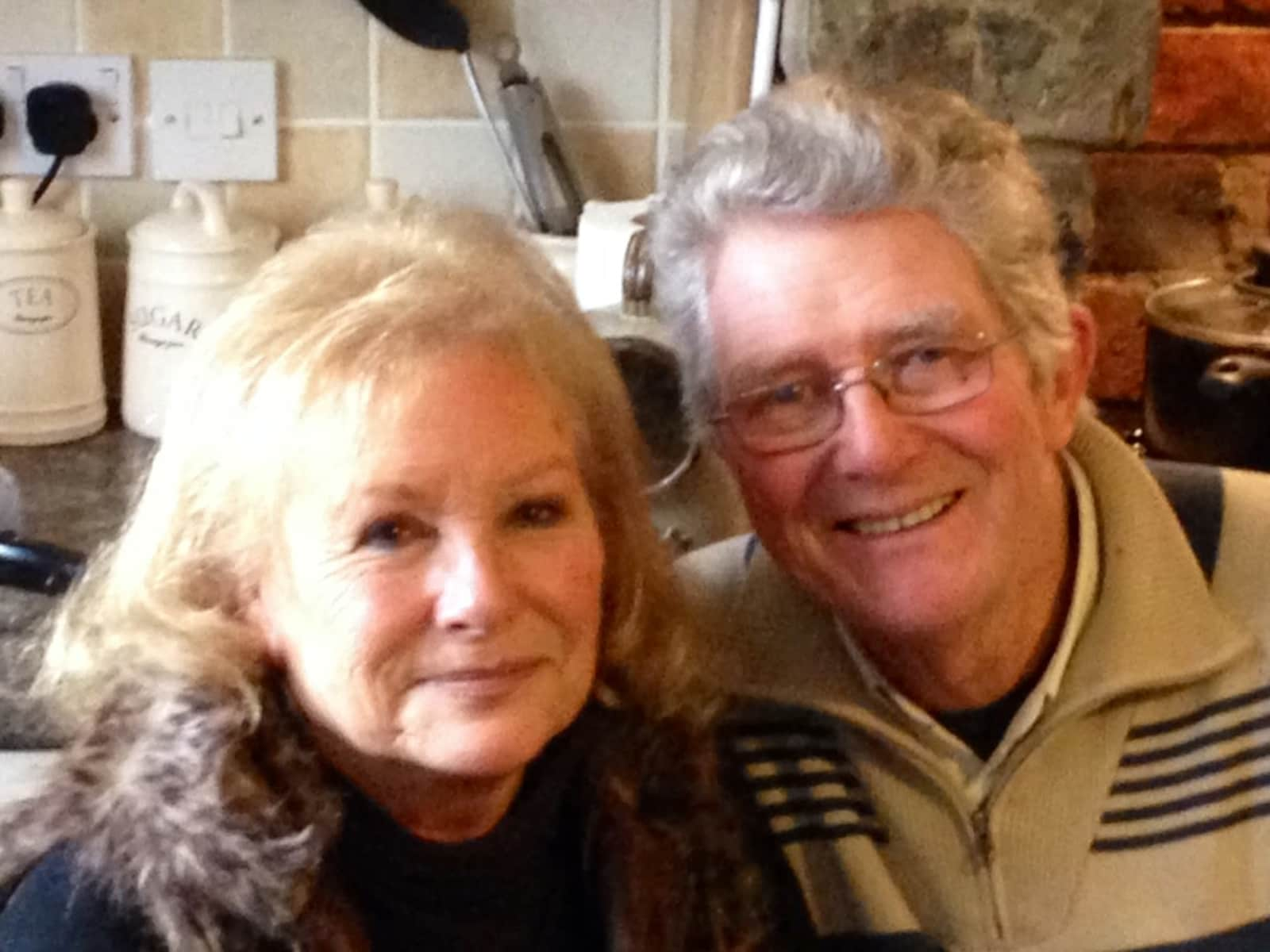 Patricia & John from Sheffield, United Kingdom