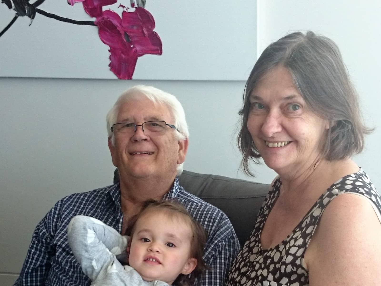 James & Julie from Currumbin Waters, Queensland, Australia