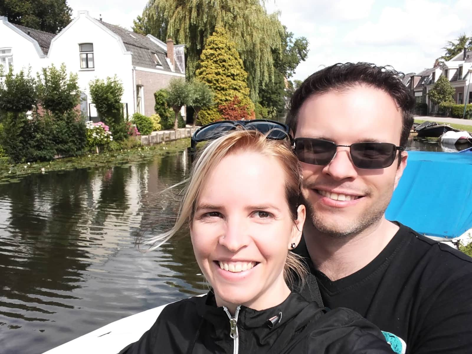 Stephanie & Dan from Amstelveen, Netherlands