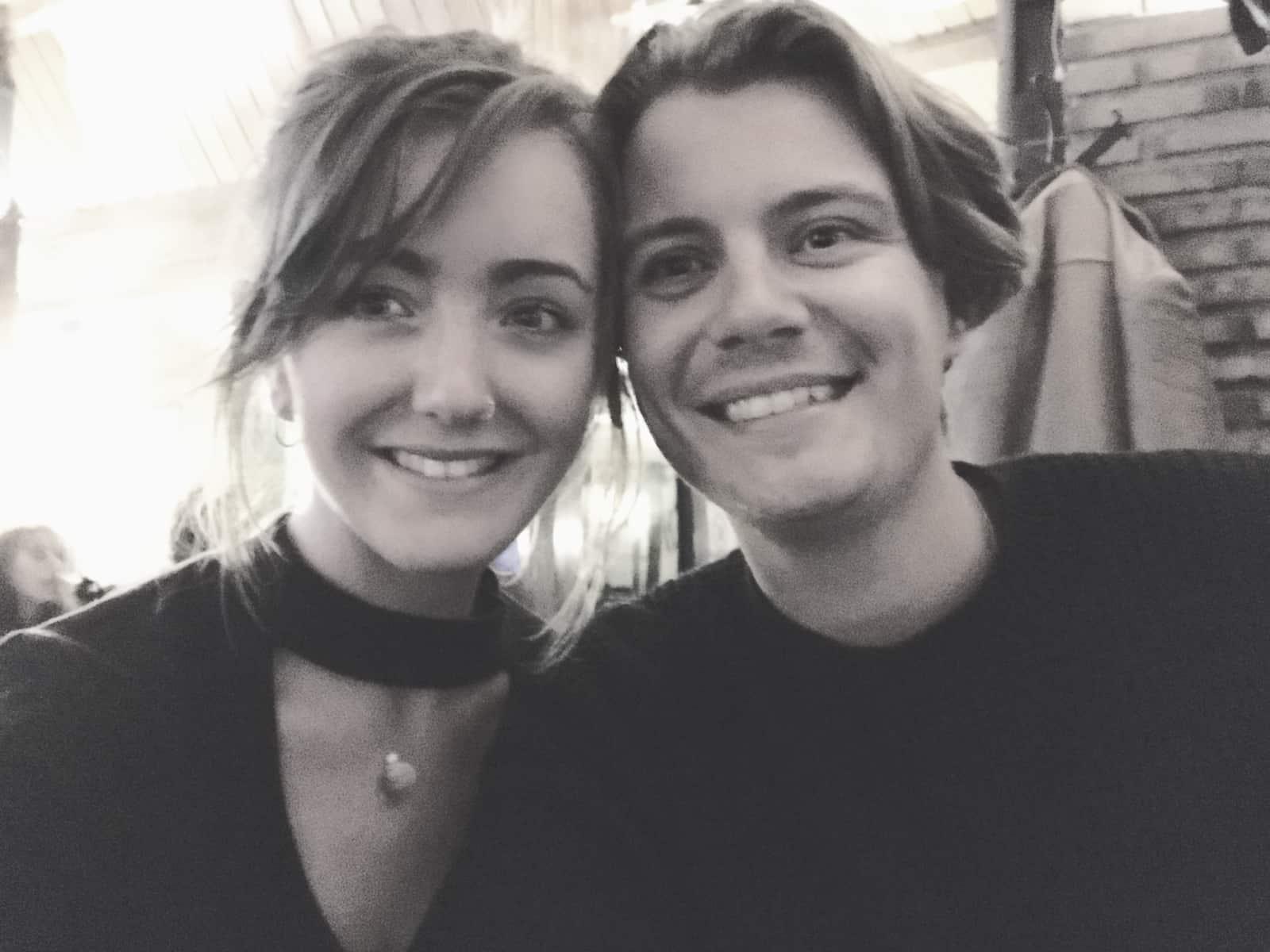 Nicky & Sam from Almería, Spain
