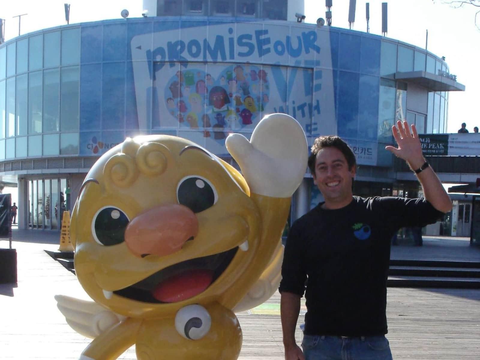 Isaac from San Francisco, California, United States