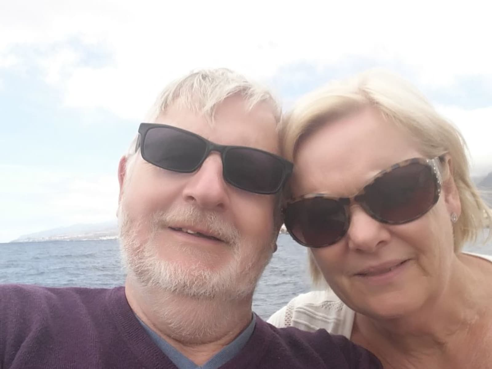 Jim & Norma from Portadown, United Kingdom