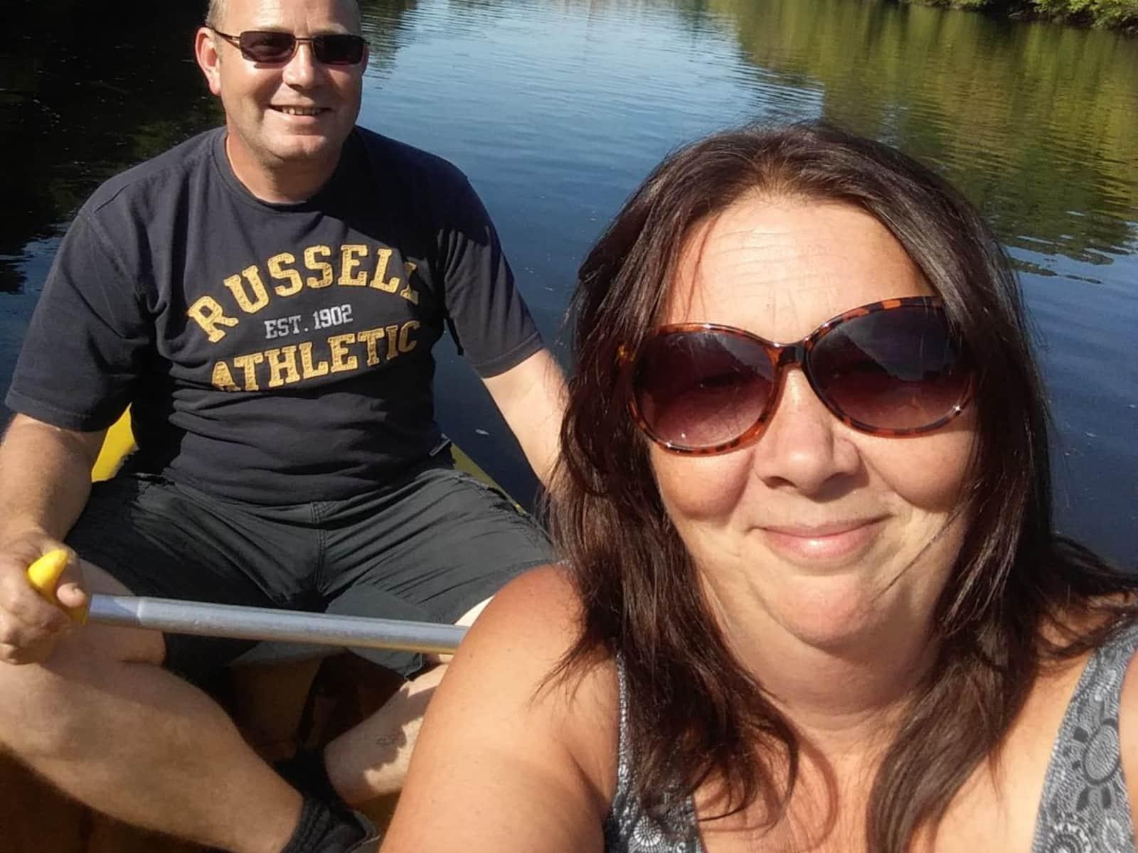 Neil & Debbie from Norwich, United Kingdom