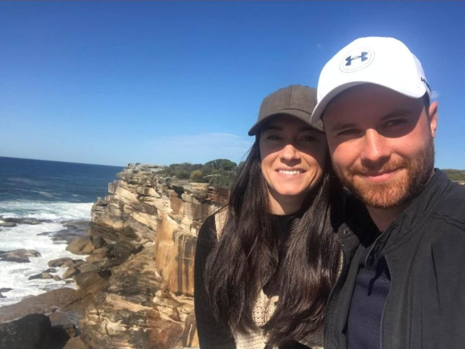 Laura & John from Rhodes, New South Wales, Australia