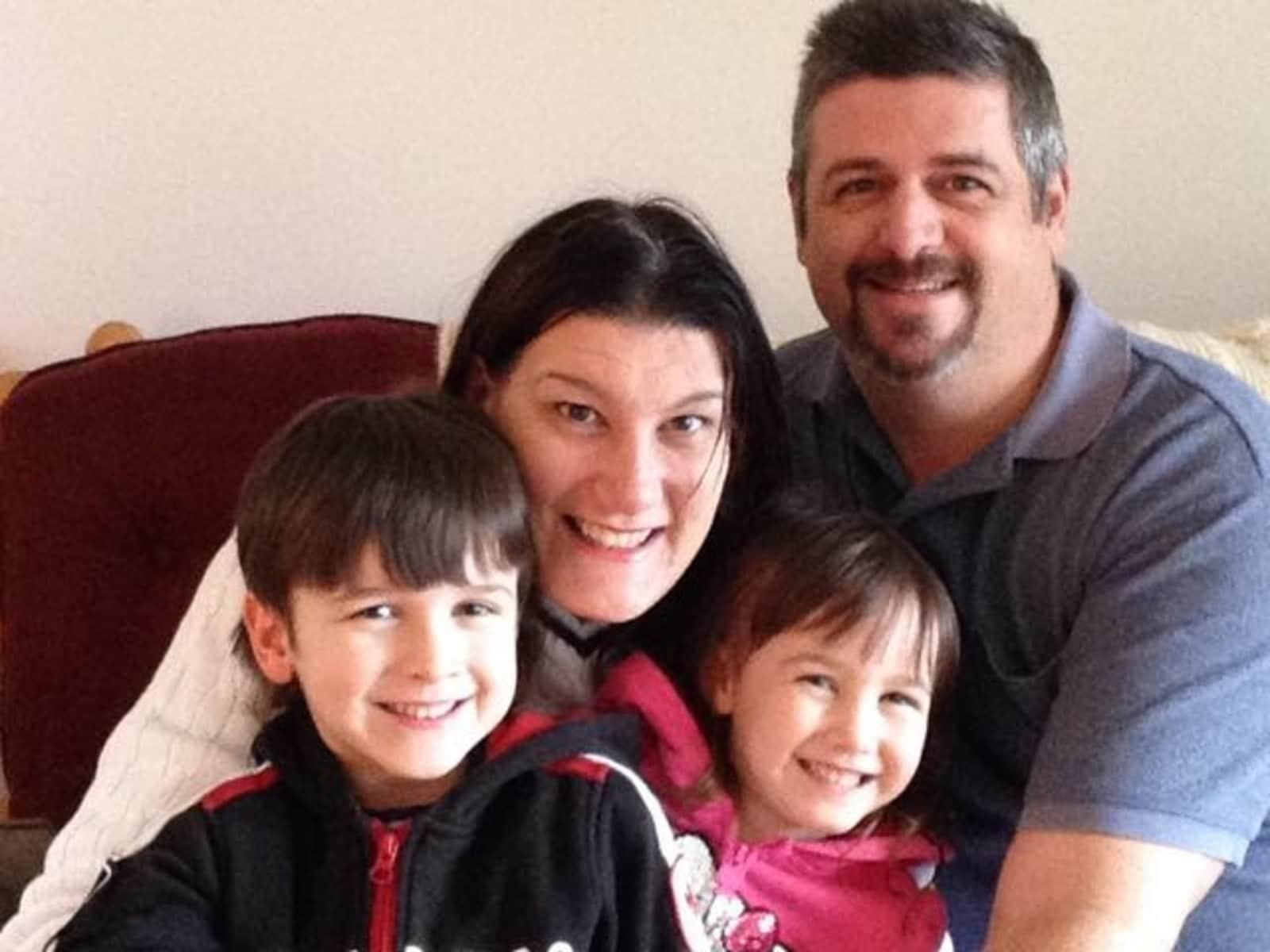 Sharon & Stephen from Oshawa, Ontario, Canada