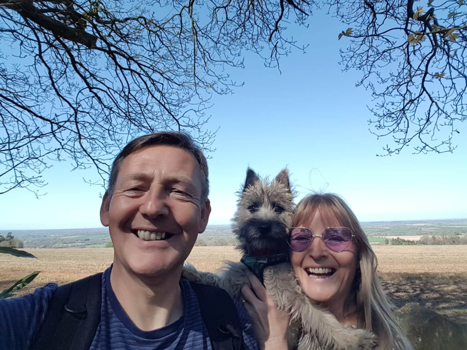 Sally & Paul from Heswall, United Kingdom