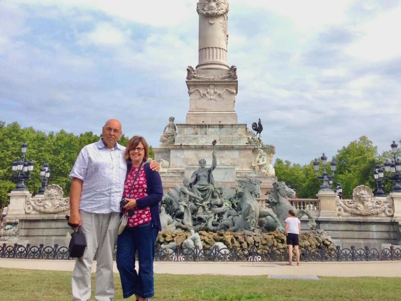 Kevin & Jeanne from Taunton, United Kingdom