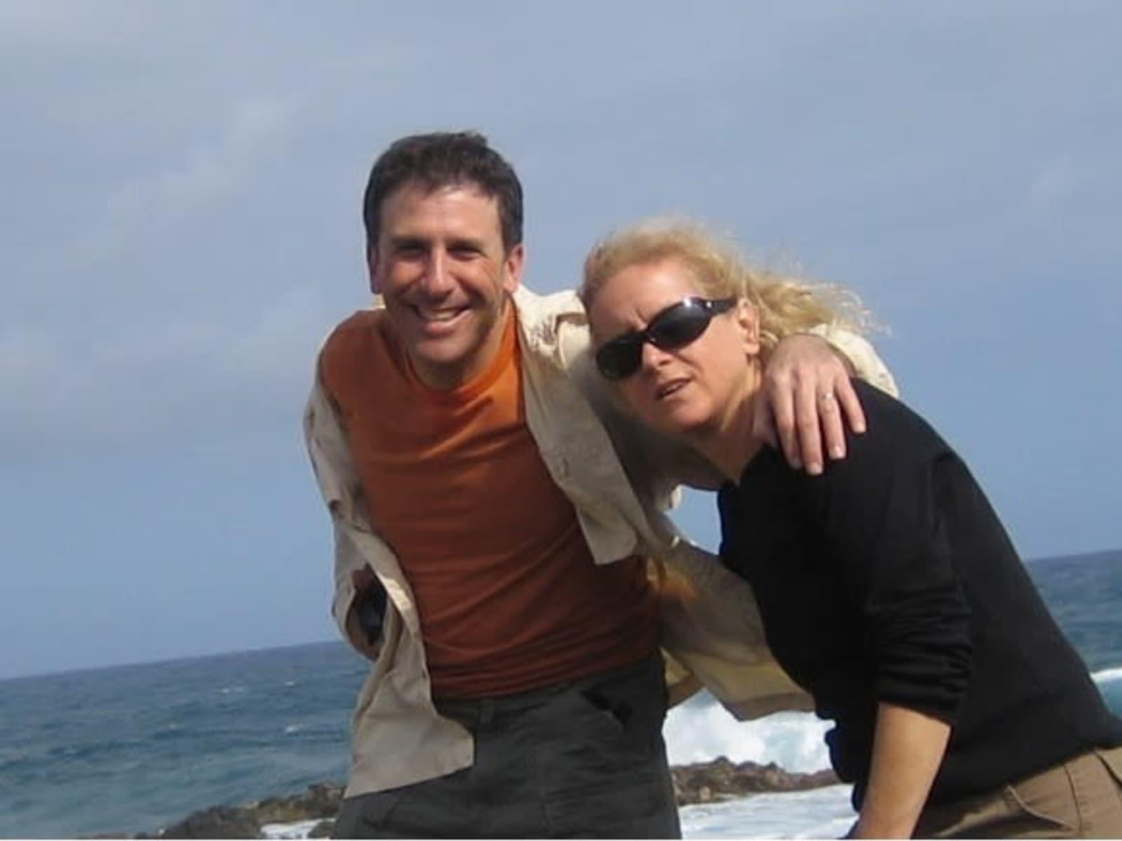 Stephanie & Douglas from Los Angeles, California, United States