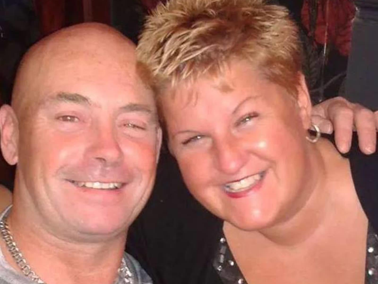 Michelle & David from Golborne, United Kingdom