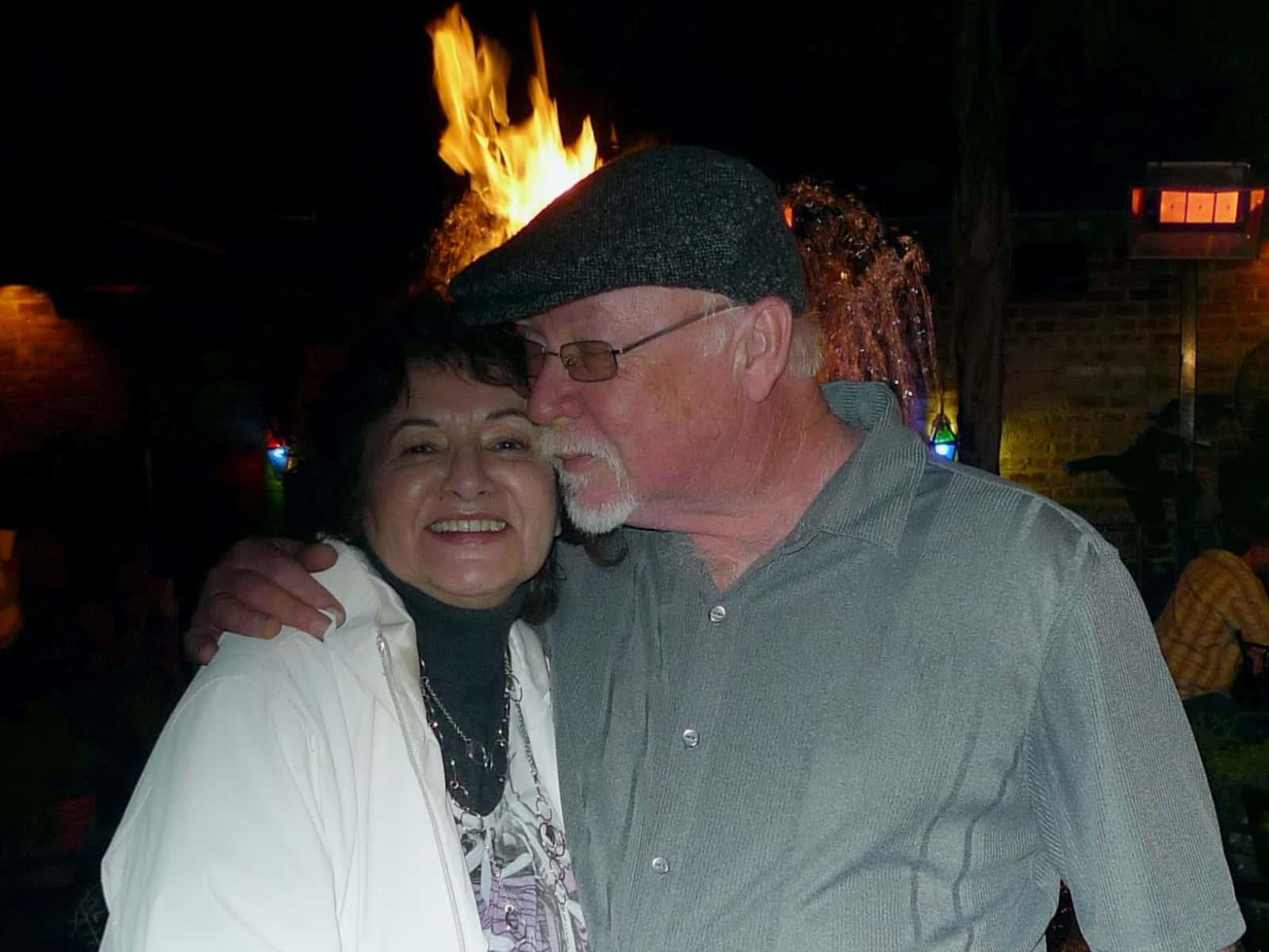 Shirley & Thomas from Saskatoon, Saskatchewan, Canada