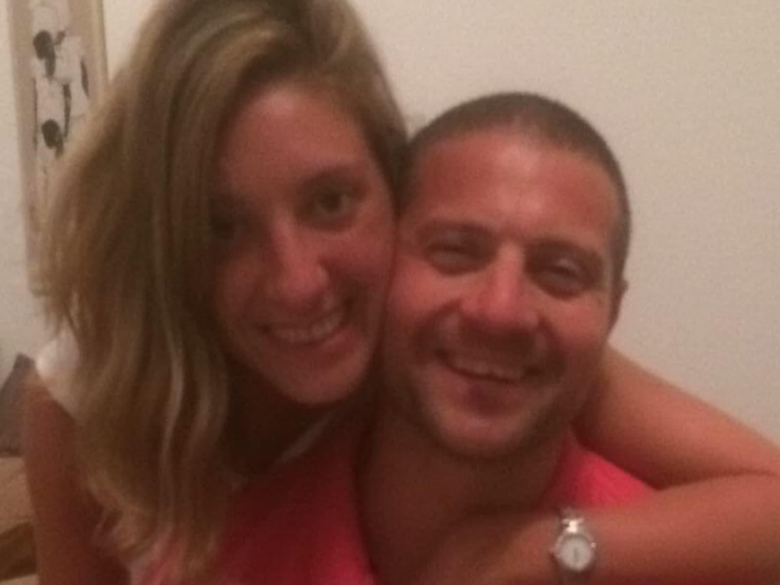 Sofia & Ignacio from Barcelona, Spain