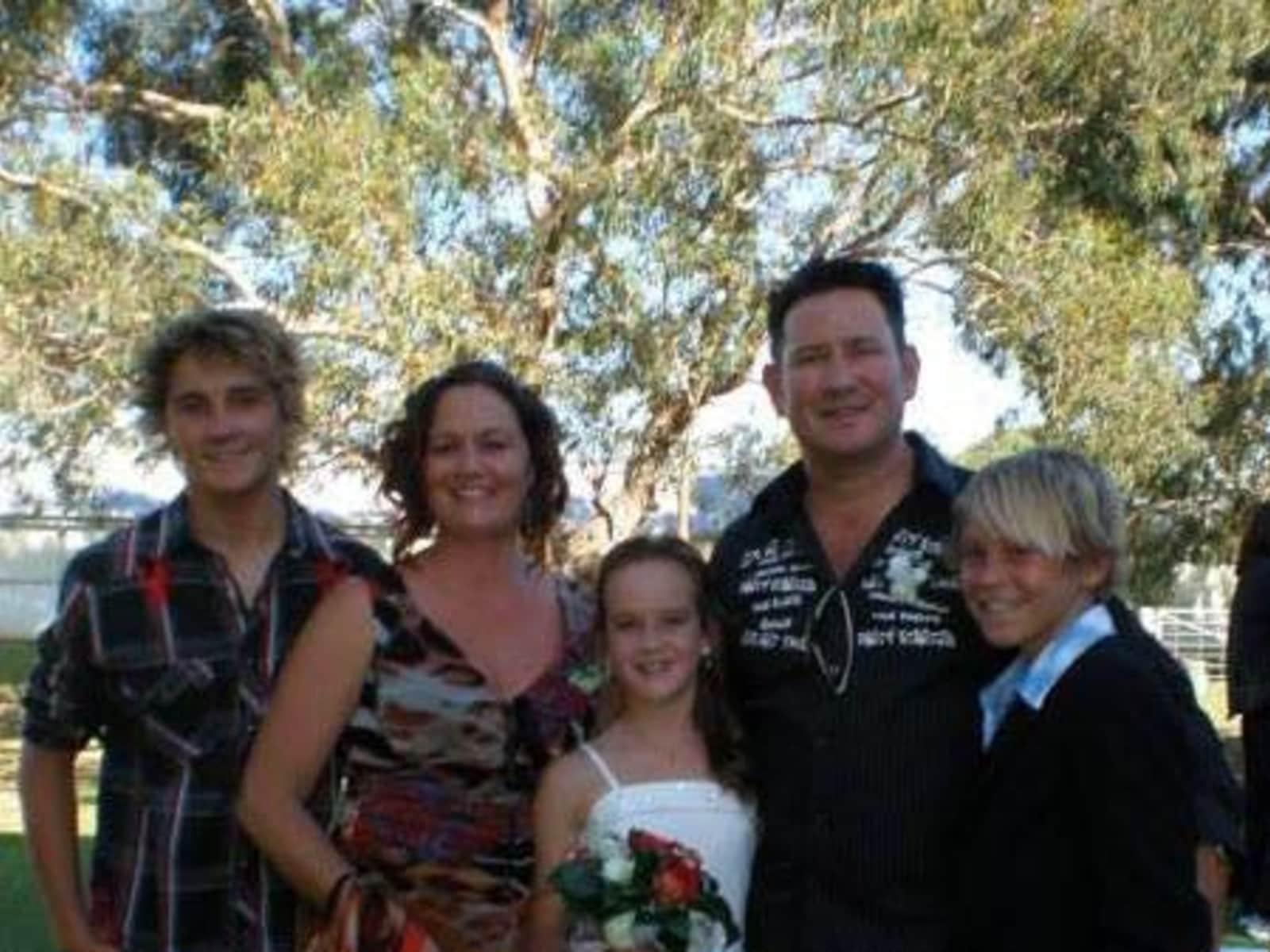 Vanessa from Perth, Western Australia, Australia