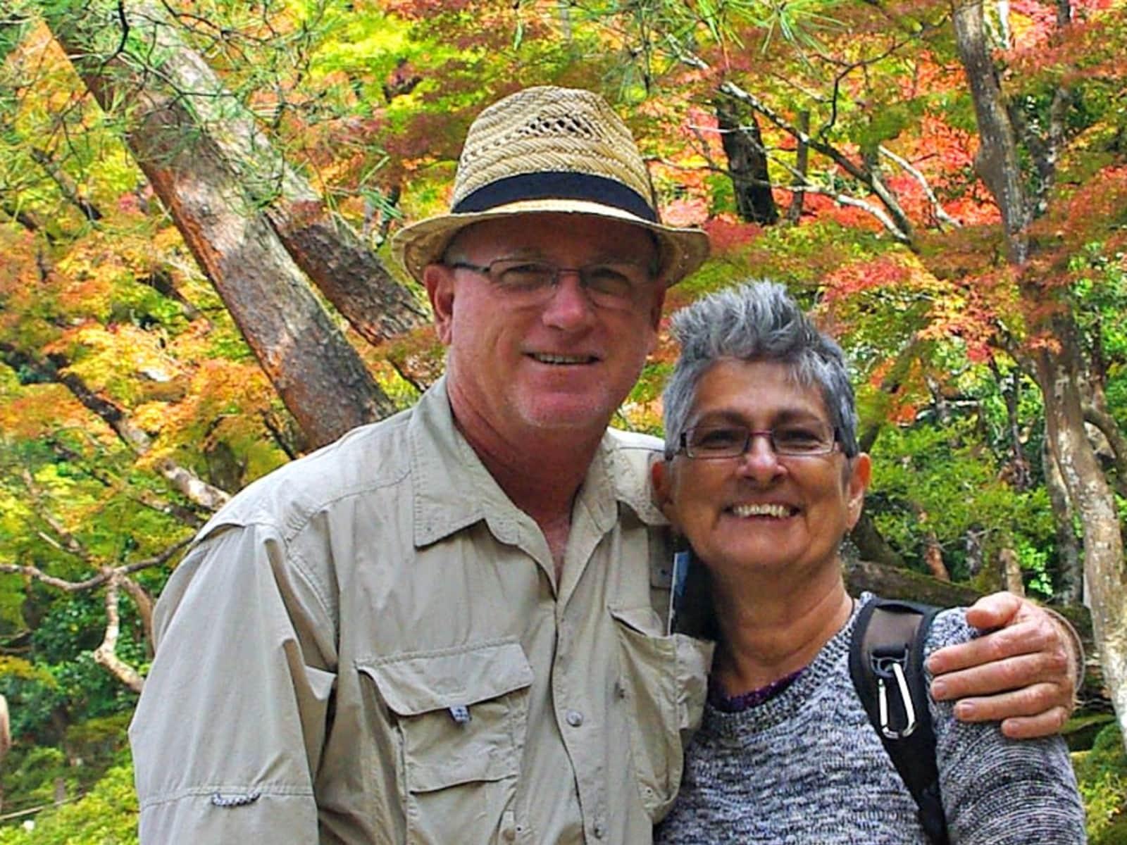 Jan & Martin from Coolum Beach, Queensland, Australia