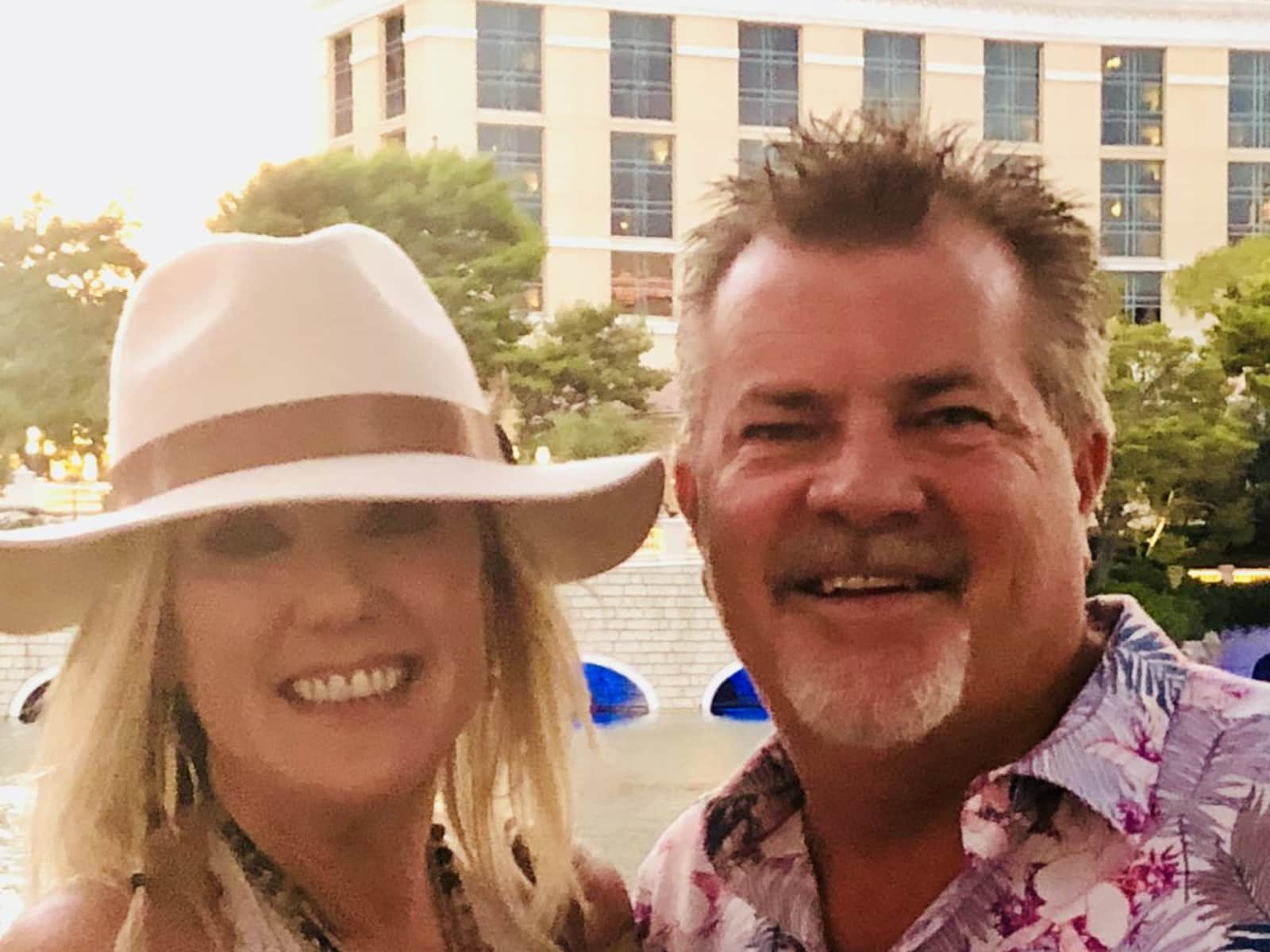 Cassandra & David from Cave Creek, Arizona, United States