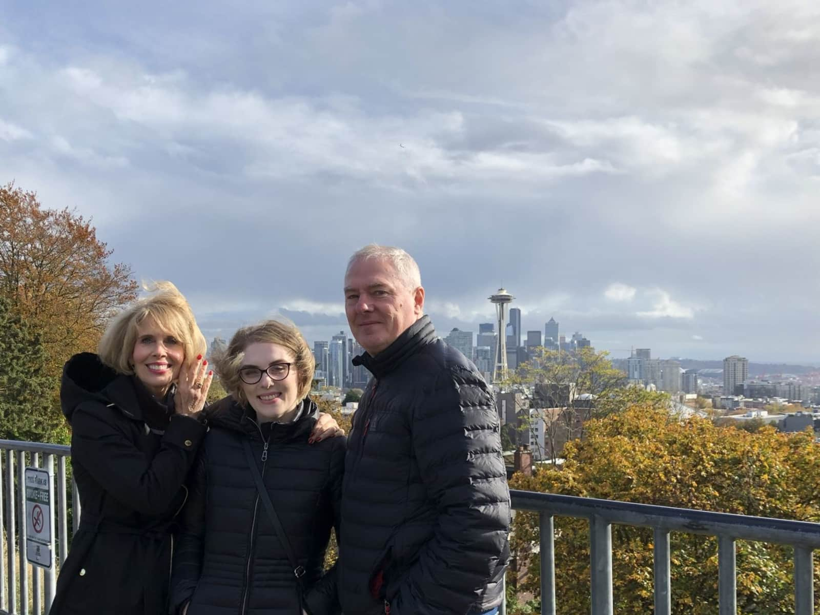 Debbie & Louie from Tacoma, Washington, United States