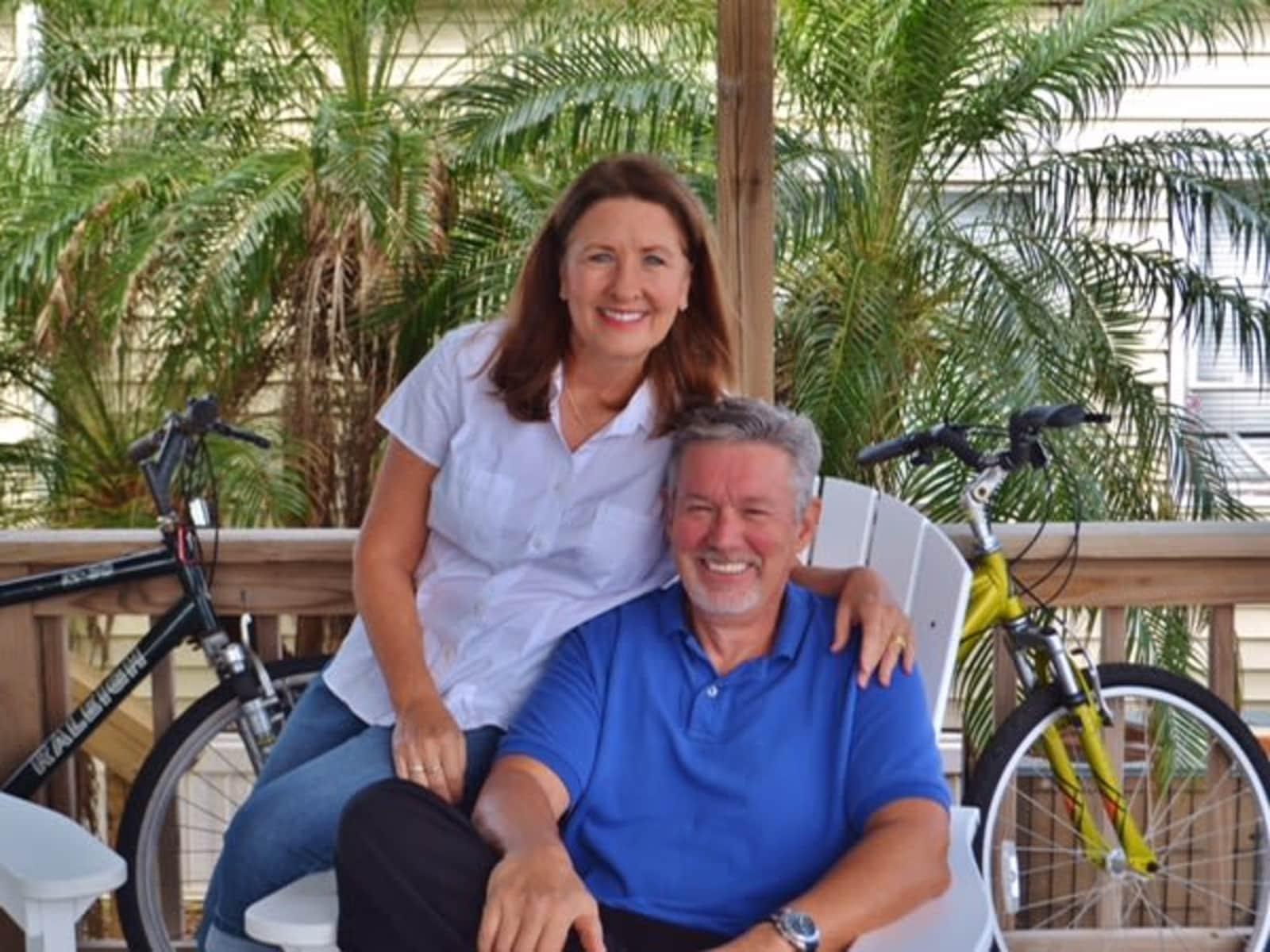 Deborah & Huey from Port Isabel, Texas, United States